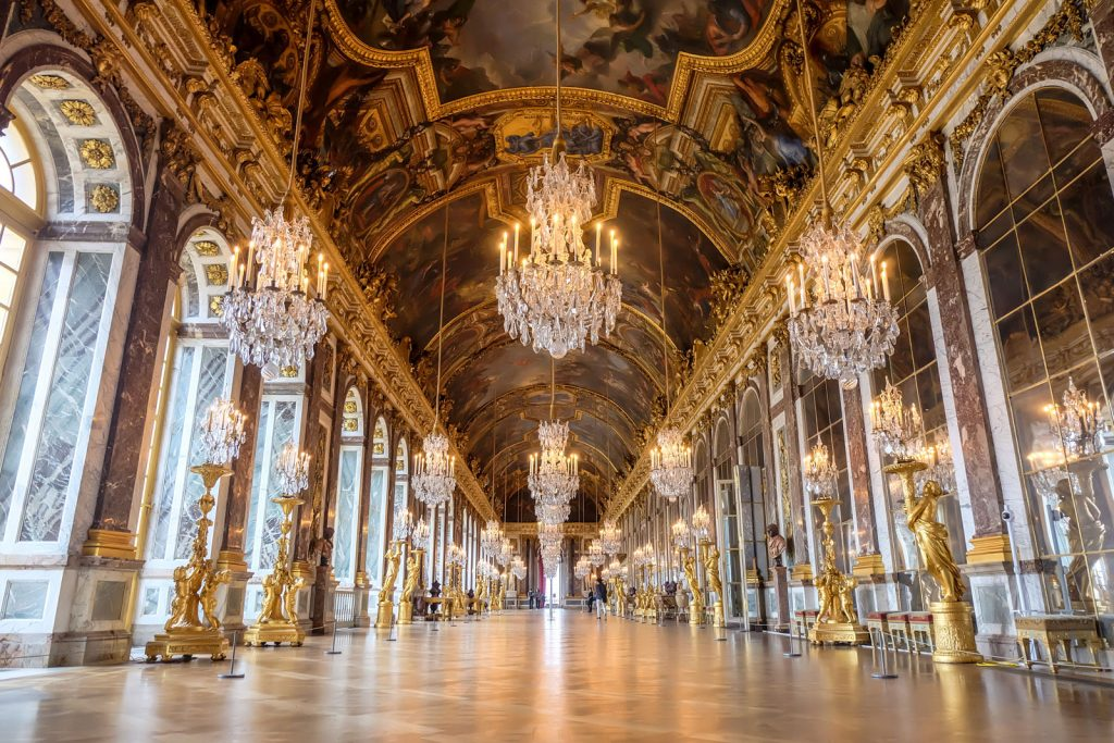 Works of Art that Shaped the World TV series- The Hall of Mirrors at Versailles